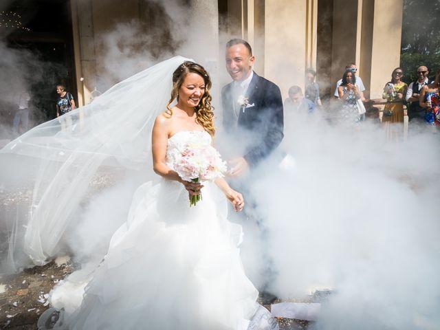 Il matrimonio di Matteo e Greta a Gallarate, Varese 2
