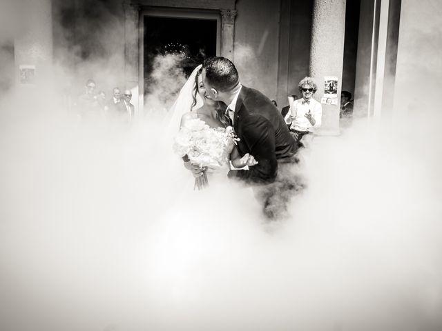 Il matrimonio di Matteo e Greta a Gallarate, Varese 22
