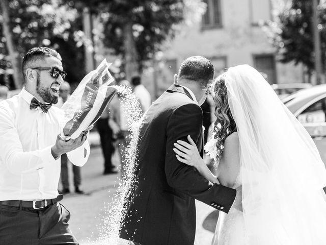 Il matrimonio di Matteo e Greta a Gallarate, Varese 23