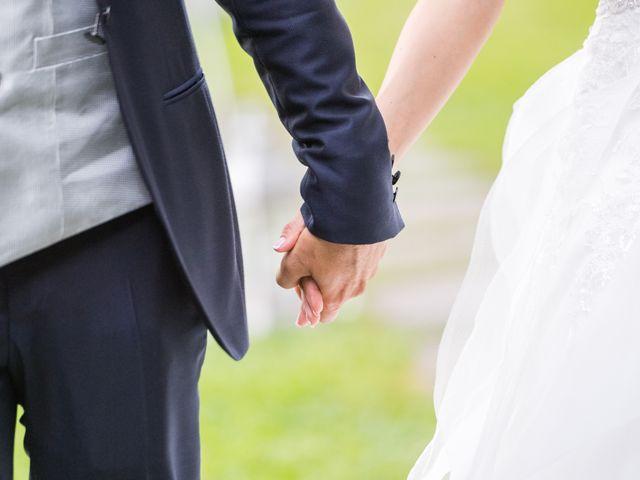 Il matrimonio di Matteo e Greta a Gallarate, Varese 26