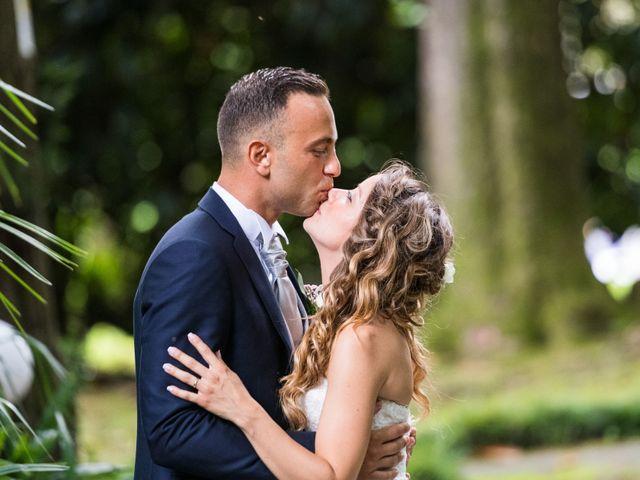 Il matrimonio di Matteo e Greta a Gallarate, Varese 27