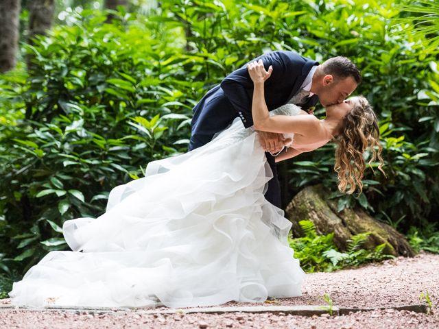 Il matrimonio di Matteo e Greta a Gallarate, Varese 33