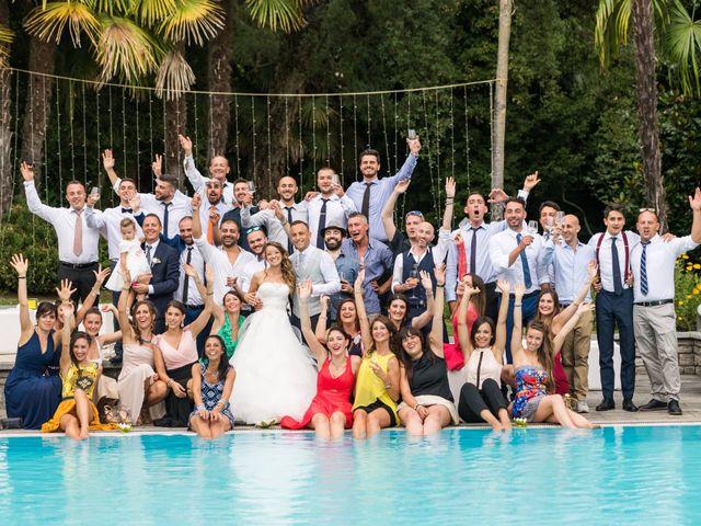 Il matrimonio di Matteo e Greta a Gallarate, Varese 37