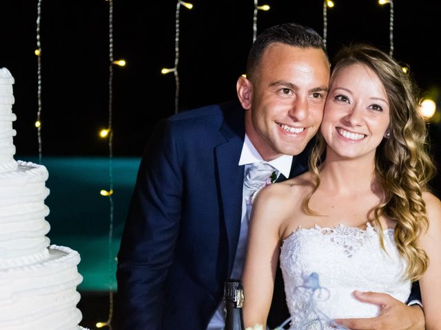 Il matrimonio di Matteo e Greta a Gallarate, Varese 40