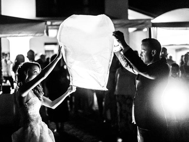 Il matrimonio di Matteo e Greta a Gallarate, Varese 43