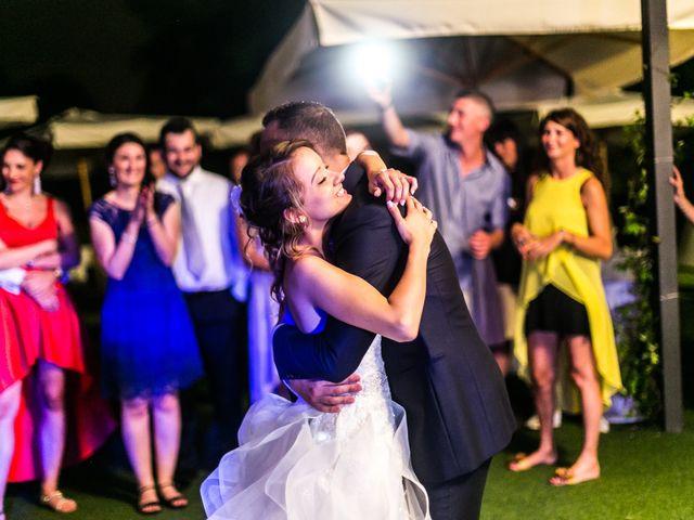 Il matrimonio di Matteo e Greta a Gallarate, Varese 45