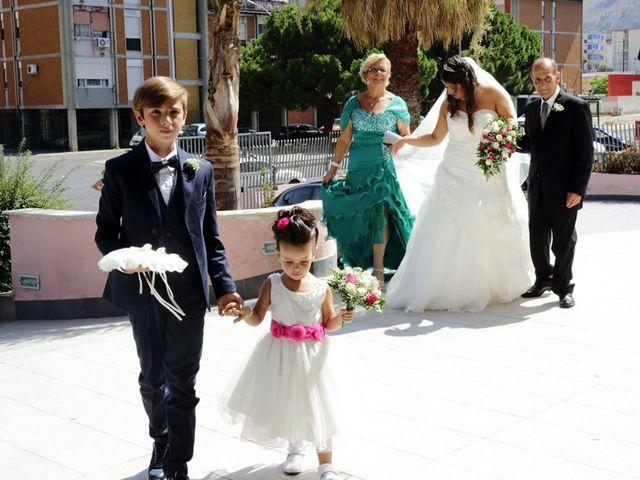 Il matrimonio di Francesco e Simona a Palermo, Palermo 18