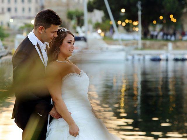 Il matrimonio di Francesco e Simona a Palermo, Palermo 26