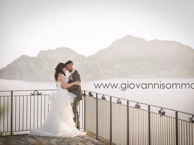 Il matrimonio di Filippo e Luisa a Massa Lubrense, Napoli 2