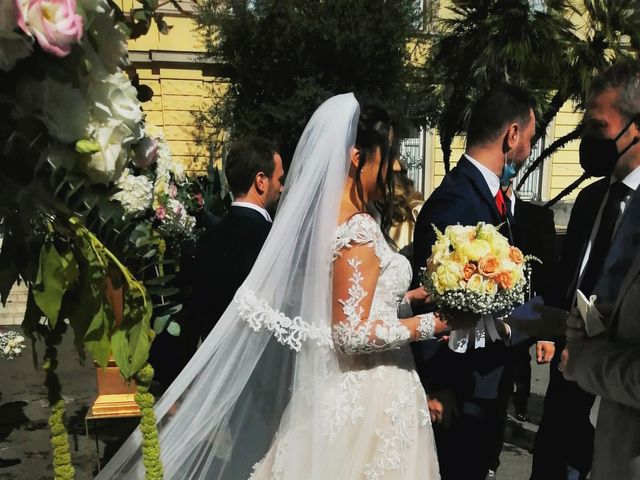 Il matrimonio di Pasquale e Maria Rosaria  a Santa Maria Capua Vetere, Caserta 4