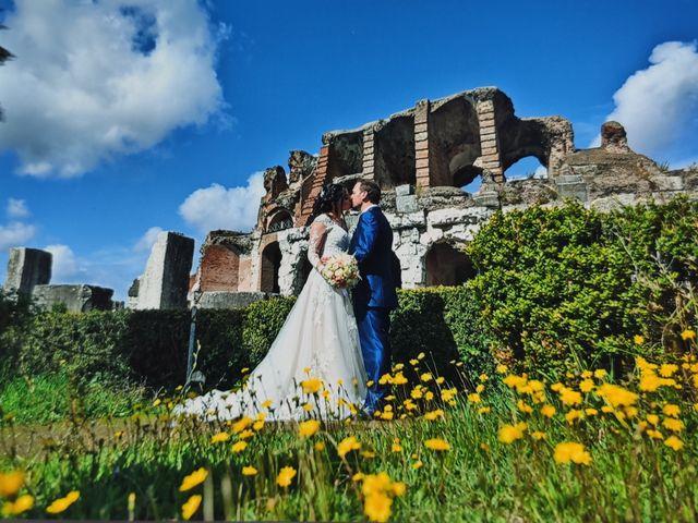 Il matrimonio di Pasquale e Maria Rosaria  a Santa Maria Capua Vetere, Caserta 2