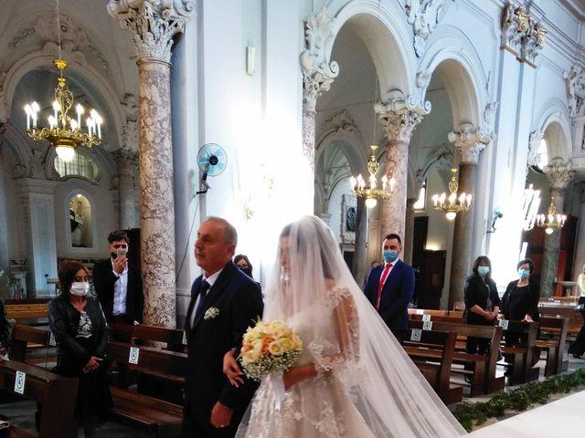 Il matrimonio di Pasquale e Maria Rosaria  a Santa Maria Capua Vetere, Caserta 11