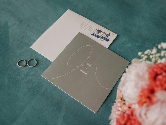 Il matrimonio di Antoine e Rosa a Sorrento, Napoli 3