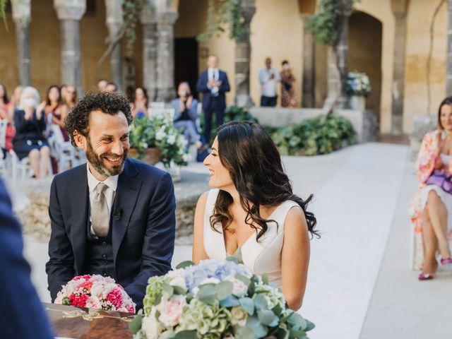 Il matrimonio di Antoine e Rosa a Sorrento, Napoli 16