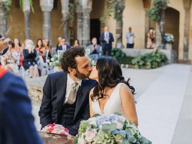 Il matrimonio di Antoine e Rosa a Sorrento, Napoli 17