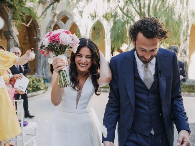 Il matrimonio di Antoine e Rosa a Sorrento, Napoli 19
