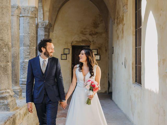 Le nozze di Rosa e Antoine