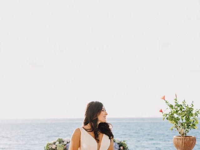 Il matrimonio di Antoine e Rosa a Sorrento, Napoli 23