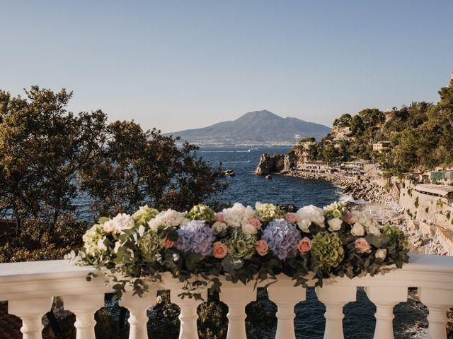 Il matrimonio di Antoine e Rosa a Sorrento, Napoli 28