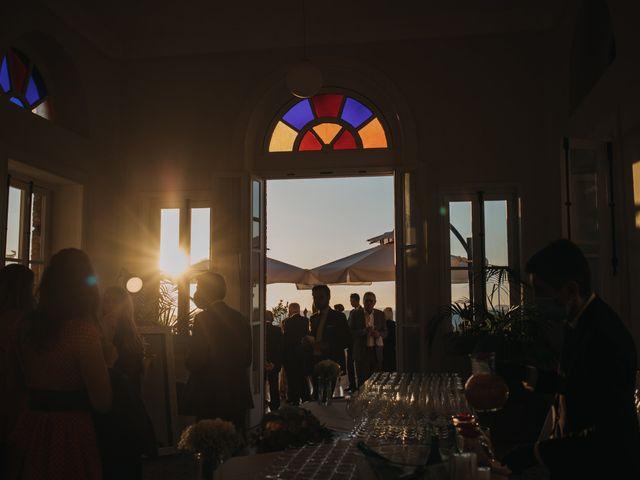 Il matrimonio di Antoine e Rosa a Sorrento, Napoli 29