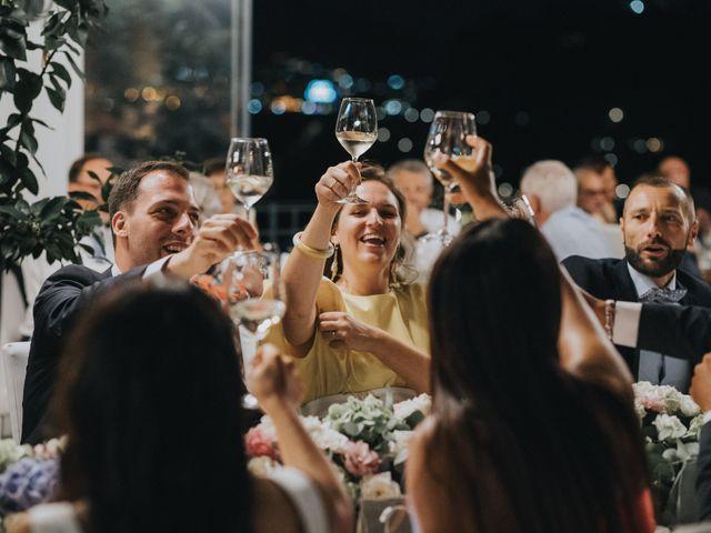 Il matrimonio di Antoine e Rosa a Sorrento, Napoli 33