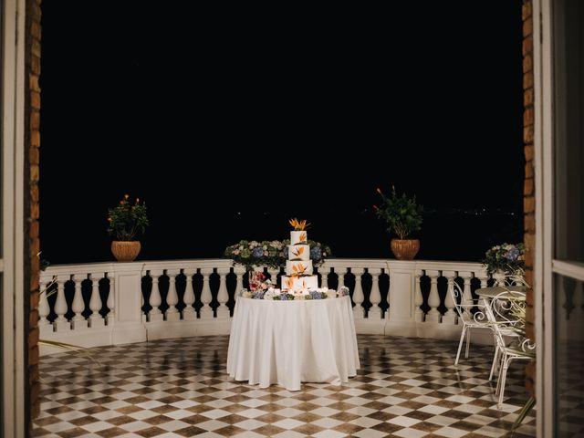 Il matrimonio di Antoine e Rosa a Sorrento, Napoli 38