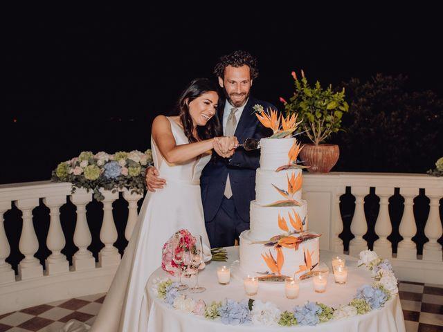 Il matrimonio di Antoine e Rosa a Sorrento, Napoli 39