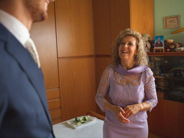 Il matrimonio di Andrea e Chiara a San Giuliano Milanese, Milano 13