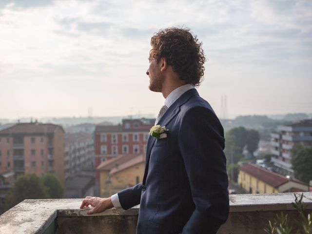 Il matrimonio di Andrea e Chiara a San Giuliano Milanese, Milano 15