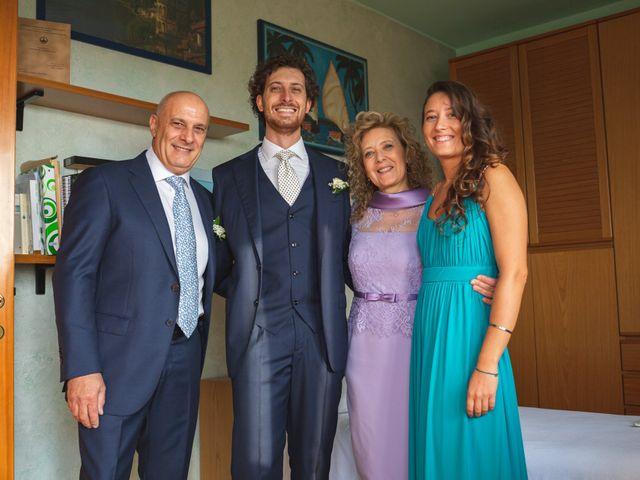 Il matrimonio di Andrea e Chiara a San Giuliano Milanese, Milano 17