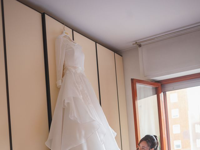 Il matrimonio di Andrea e Chiara a San Giuliano Milanese, Milano 18