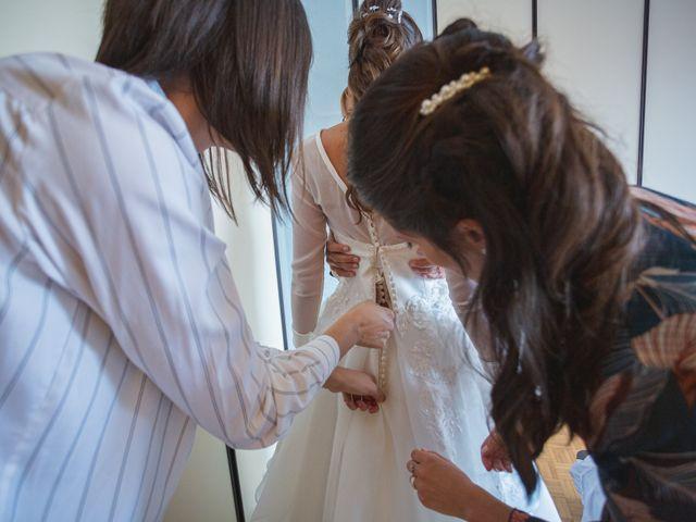 Il matrimonio di Andrea e Chiara a San Giuliano Milanese, Milano 24