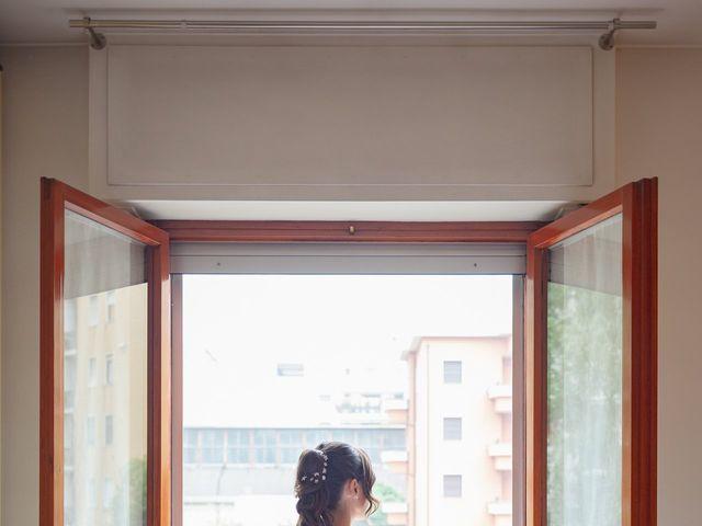 Il matrimonio di Andrea e Chiara a San Giuliano Milanese, Milano 27