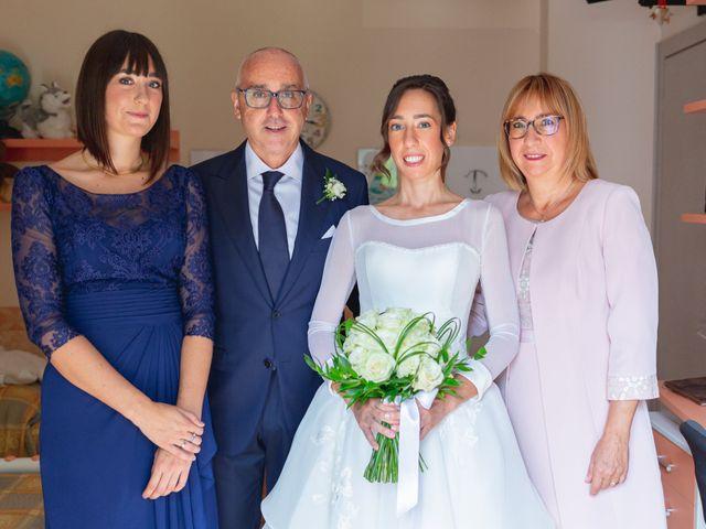 Il matrimonio di Andrea e Chiara a San Giuliano Milanese, Milano 29