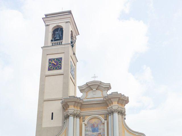 Il matrimonio di Andrea e Chiara a San Giuliano Milanese, Milano 30