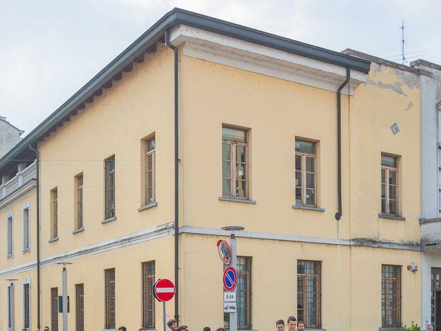 Il matrimonio di Andrea e Chiara a San Giuliano Milanese, Milano 31