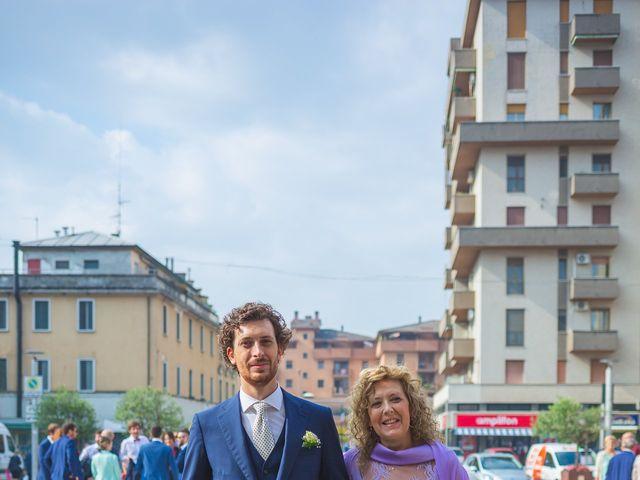 Il matrimonio di Andrea e Chiara a San Giuliano Milanese, Milano 33