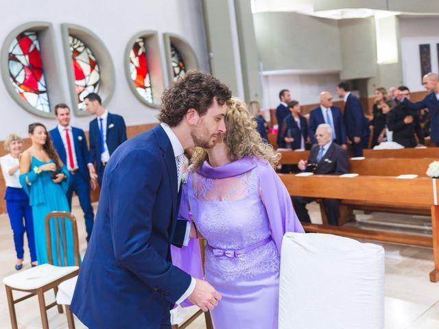 Il matrimonio di Andrea e Chiara a San Giuliano Milanese, Milano 35