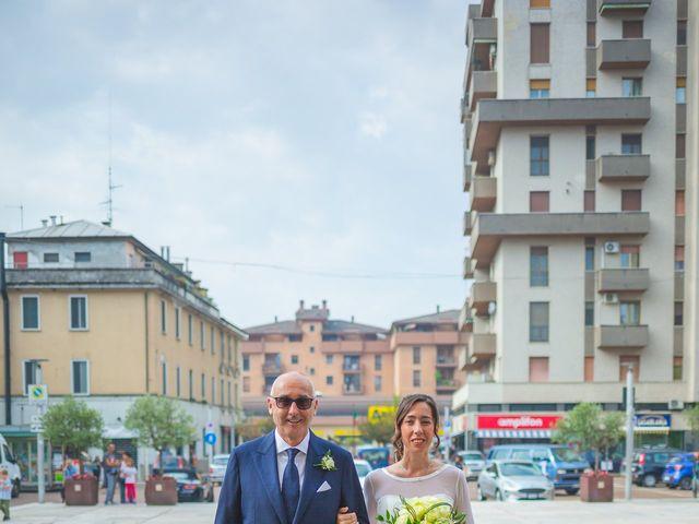 Il matrimonio di Andrea e Chiara a San Giuliano Milanese, Milano 38