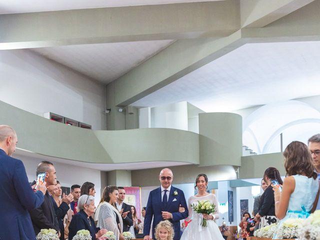 Il matrimonio di Andrea e Chiara a San Giuliano Milanese, Milano 39