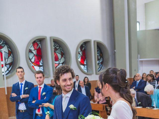 Il matrimonio di Andrea e Chiara a San Giuliano Milanese, Milano 40