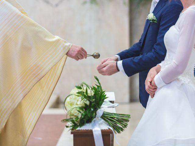 Il matrimonio di Andrea e Chiara a San Giuliano Milanese, Milano 43