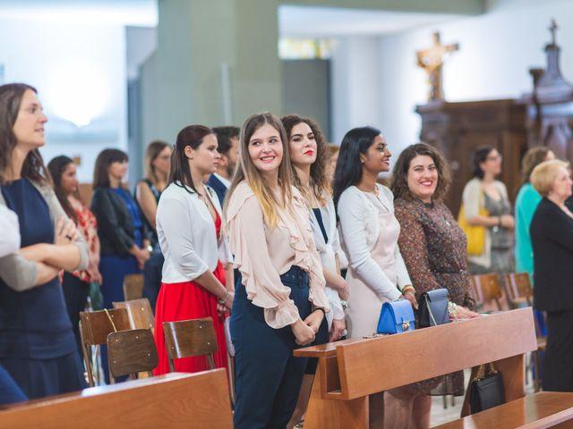 Il matrimonio di Andrea e Chiara a San Giuliano Milanese, Milano 44