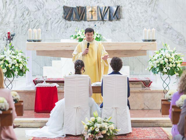 Il matrimonio di Andrea e Chiara a San Giuliano Milanese, Milano 46