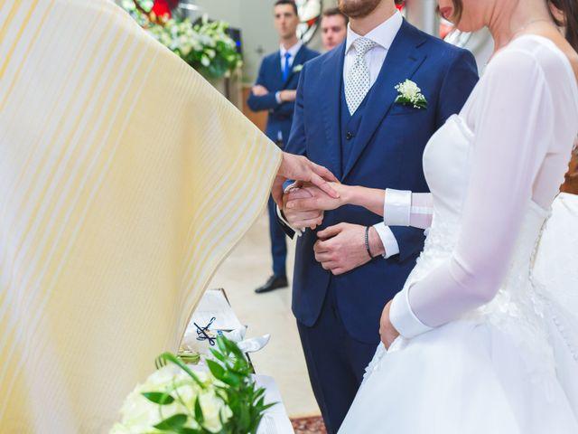 Il matrimonio di Andrea e Chiara a San Giuliano Milanese, Milano 47