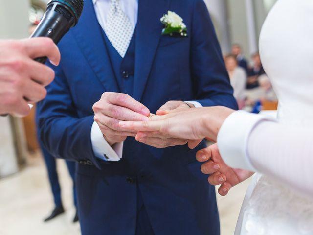 Il matrimonio di Andrea e Chiara a San Giuliano Milanese, Milano 49