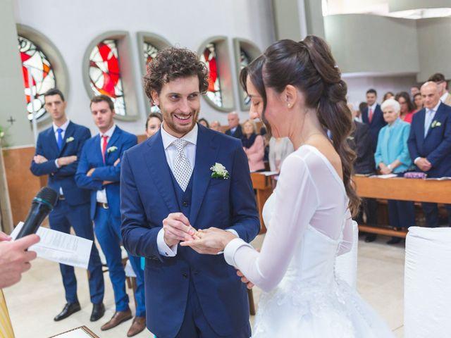 Il matrimonio di Andrea e Chiara a San Giuliano Milanese, Milano 50