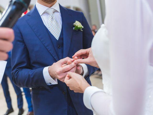 Il matrimonio di Andrea e Chiara a San Giuliano Milanese, Milano 51