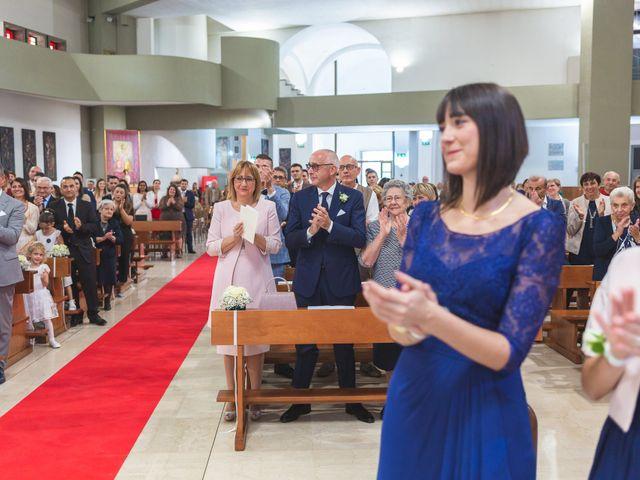 Il matrimonio di Andrea e Chiara a San Giuliano Milanese, Milano 52