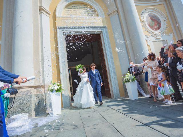 Il matrimonio di Andrea e Chiara a San Giuliano Milanese, Milano 58
